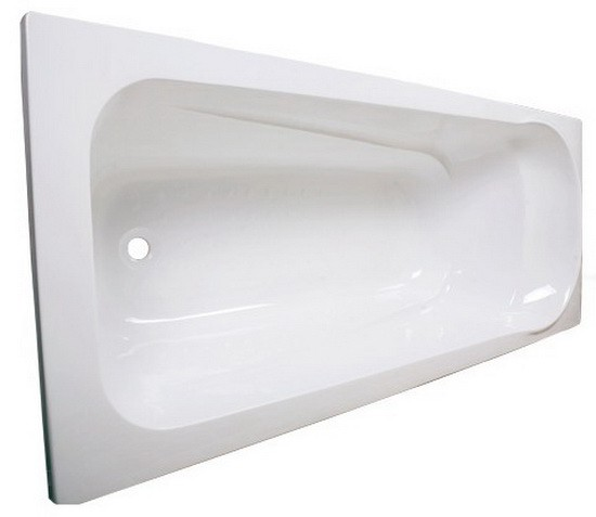 39 Inch Rectangular Drop In Bathtub 1000 Mm