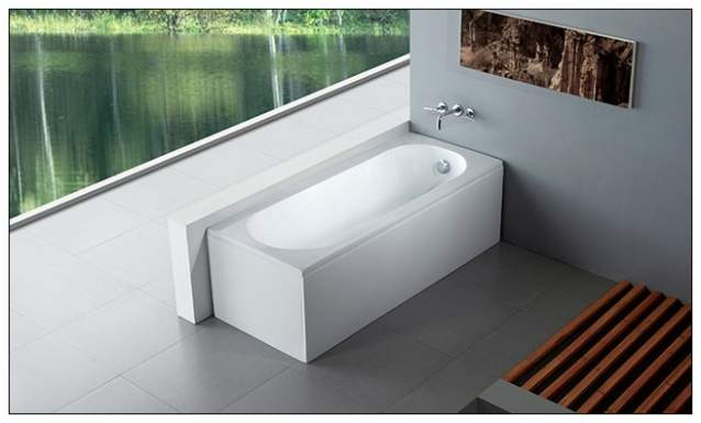 Bathtub reviews acrylic bathtub reviews for Acrylic bathtubs pros and cons