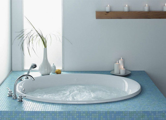 Bathtub dimensions sizes for Oval tub sizes