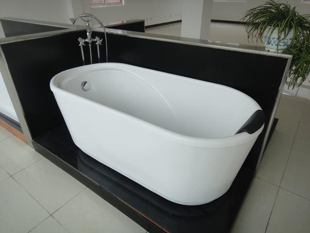 Modern bath contemporary bathtubs - Soft tube whirlpool ...