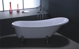 Types of bathtubs, bathtubs types