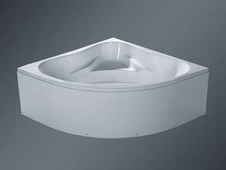 Model bathtub 19a 59 quot 1500mm corner bathtub
