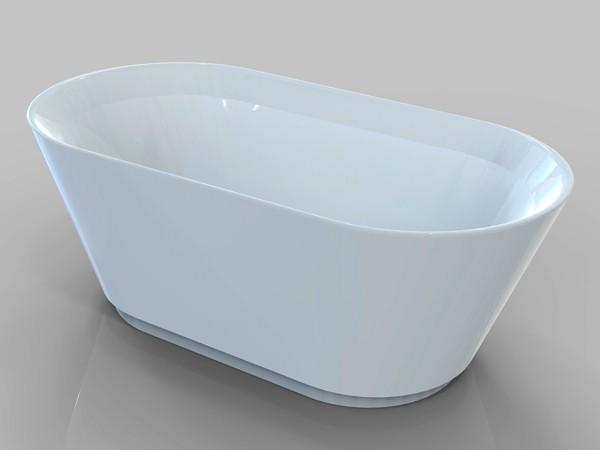 5 Ft Freestanding Tub