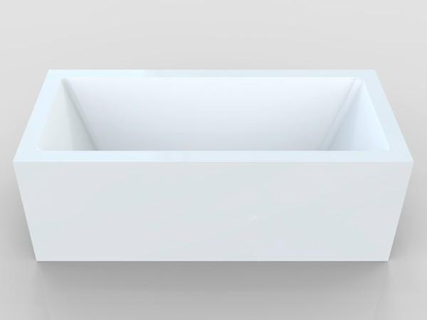 58 Inch Freestanding Tub