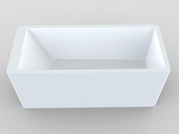 66 Inch Freestanding Tub