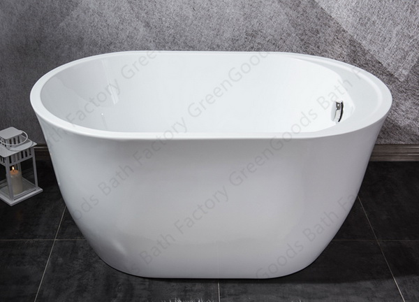 small baby freestanding bath