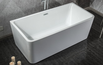 60 inch freestanding bathtub