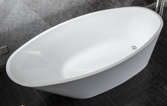 1800 mm freestanding bath