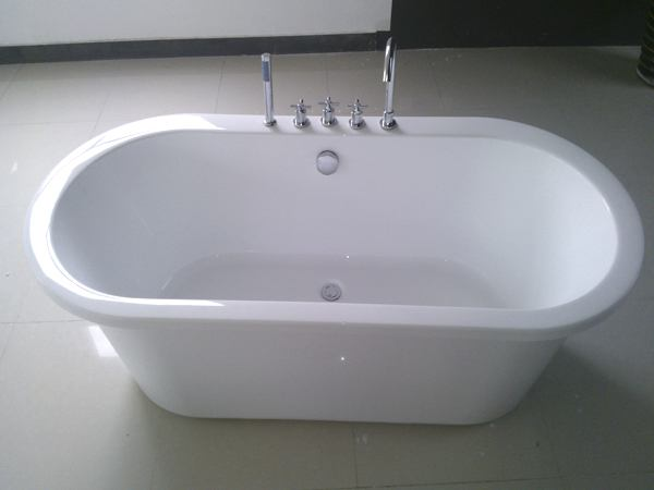 1700 Double Ended Freestanding Bath