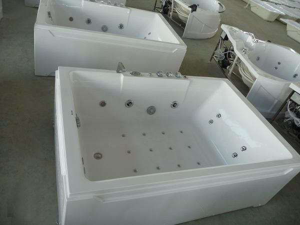 2 Person Whirlpool Tub 1800 X 1200 X 730 Mm 71 Quot X 47 2