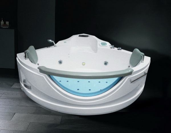 Corner Whirlpool Bath Tubs 1600 X 1600 X 680 Mm 63 Quot X
