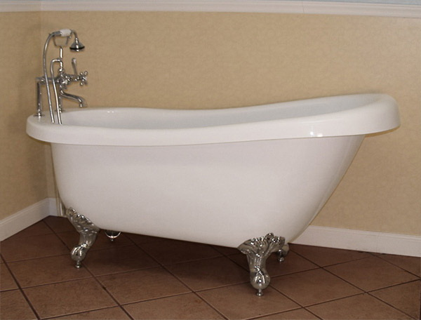 Slipper Tub Dimensions Images