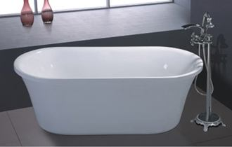 55 inch clawfoot tub.  51 Inch Acrylic Free Standing Soaking Tub 1300mm