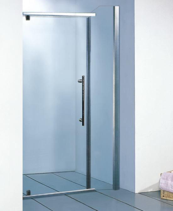 Single shower door for 1800mm high shower door