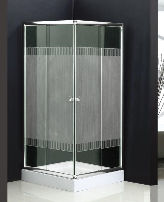 3 Wall Shower Enclosure 900 X 900 Mm