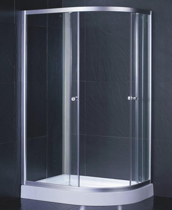double showers double shower enclosures 48 x 32