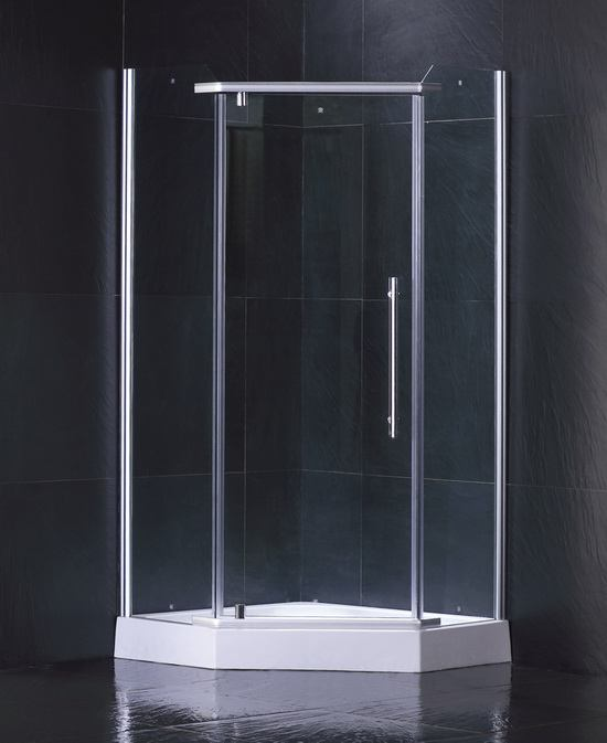 Neo Angle Shower Kit Neo Angle Shower Enclosure
