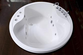 Deep soaking soft tub 70 inch 1780 mm - Soft tube whirlpool ...