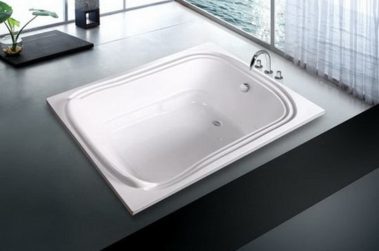Extra Wide Soft Tub 63 Inch 1600 Mm