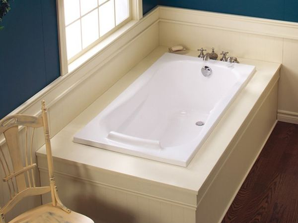Bathtub pictures image photos gallery Drop in tub dimensions
